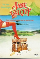 Jane and the Lost City - DVD cover (xs thumbnail)