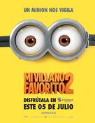 Despicable Me 2 - Mexican Movie Poster (xs thumbnail)