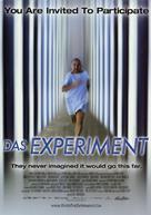 Das Experiment - Movie Poster (xs thumbnail)