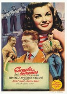 Bathing Beauty - Spanish Movie Poster (xs thumbnail)