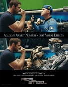 Real Steel - For your consideration movie poster (xs thumbnail)