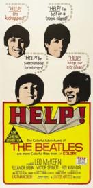 Help! - Australian Movie Poster (xs thumbnail)