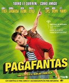 Pagafantas - Spanish Movie Cover (xs thumbnail)