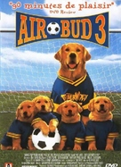 Air Bud: World Pup - French DVD movie cover (xs thumbnail)