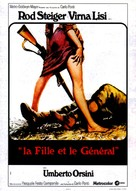 La ragazza e il generale - French Movie Poster (xs thumbnail)