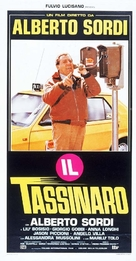 Il tassinaro - Italian Movie Poster (xs thumbnail)