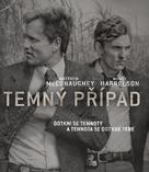 """True Detective"" - Czech Blu-Ray movie cover (xs thumbnail)"