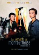 Amants de Montparnasse (Montparnasse 19), Les - French DVD cover (xs thumbnail)