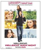 Definitely, Maybe - Swiss Movie Poster (xs thumbnail)