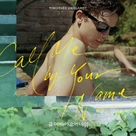 Call Me by Your Name - South Korean Movie Poster (xs thumbnail)