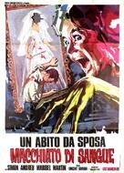 La novia ensangrentada - Italian Movie Poster (xs thumbnail)