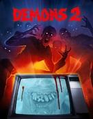 Demoni 2 - Movie Cover (xs thumbnail)