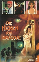 Bay Coven - German VHS movie cover (xs thumbnail)