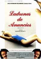 Ladri di saponette - Spanish Movie Poster (xs thumbnail)