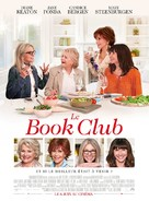 Book Club - French Movie Poster (xs thumbnail)