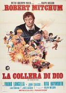 The Wrath of God - Italian Movie Poster (xs thumbnail)