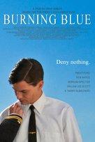 Burning Blue - Movie Poster (xs thumbnail)