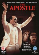 The Apostle - British Movie Cover (xs thumbnail)