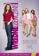 Mean Girls - Polish Movie Poster (xs thumbnail)