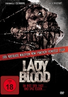 Lady Blood - German Movie Cover (xs thumbnail)