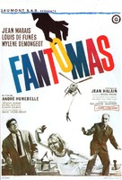 Fantômas - Belgian Movie Poster (xs thumbnail)
