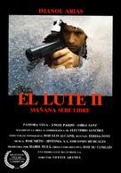 Lute II: mañana seré libre, El - Spanish Movie Poster (xs thumbnail)