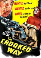 The Crooked Way - DVD cover (xs thumbnail)