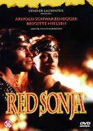Red Sonja - Dutch DVD cover (xs thumbnail)
