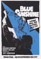Blue Sunshine - Belgian Movie Poster (xs thumbnail)