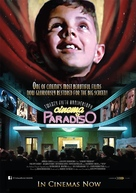 Nuovo cinema Paradiso - British Movie Poster (xs thumbnail)