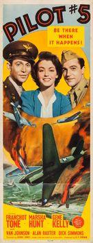 Pilot #5 - Movie Poster (xs thumbnail)