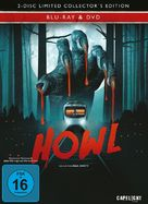 Howl - German DVD movie cover (xs thumbnail)