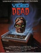 The Video Dead - Movie Poster (xs thumbnail)
