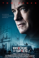 Bridge of Spies - Canadian Movie Poster (xs thumbnail)