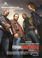 Four Brothers - Italian Movie Poster (xs thumbnail)