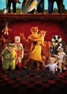 Fantastic Mr. Fox - Swedish Movie Poster (xs thumbnail)