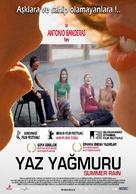 El camino de los ingleses - Turkish Movie Poster (xs thumbnail)