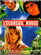 Ardilla roja, La - French Movie Poster (xs thumbnail)