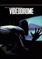 Videodrome - DVD movie cover (xs thumbnail)