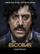 Loving Pablo - French Movie Poster (xs thumbnail)