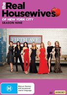 """The Real Housewives of New York City"" - Australian Movie Cover (xs thumbnail)"