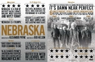 Nebraska - For your consideration movie poster (xs thumbnail)