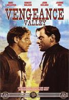 Vengeance Valley - DVD movie cover (xs thumbnail)