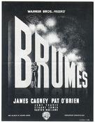 Ceiling Zero - French Movie Poster (xs thumbnail)