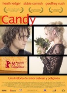 Candy - Spanish Movie Poster (xs thumbnail)