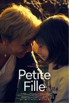 Petite fille - French Movie Poster (xs thumbnail)