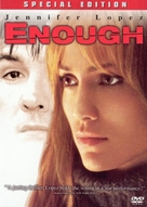 Enough - DVD cover (xs thumbnail)