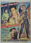 King Creole - Belgian Movie Poster (xs thumbnail)