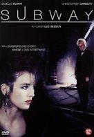 Subway - Dutch DVD movie cover (xs thumbnail)