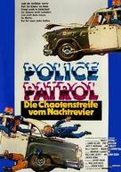 Night Patrol - German Movie Poster (xs thumbnail)